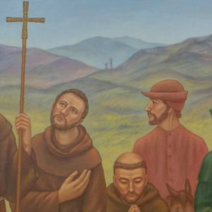 Richard of Burgundy and Companions, Martyrs